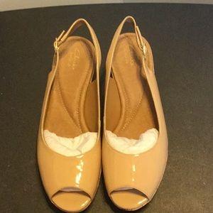 Clarks Sandals (NWOT)